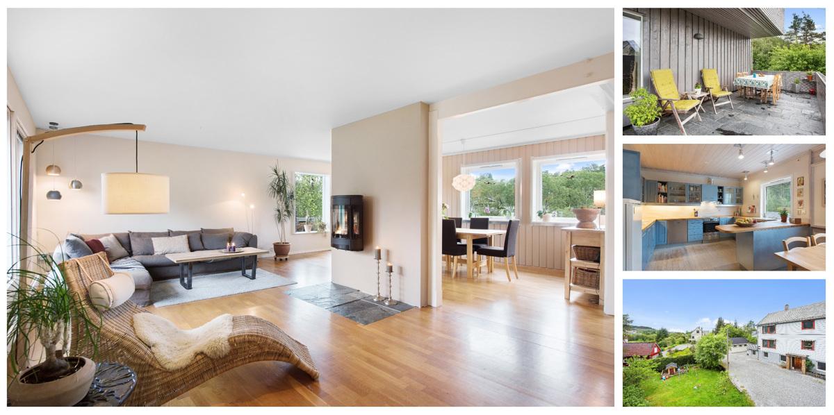 Velkommen til en familievennlig bolig med super beliggenhet på Skjold! - Presentert av Chris-André Grimstad ved Fana Sparebank Eiendom
