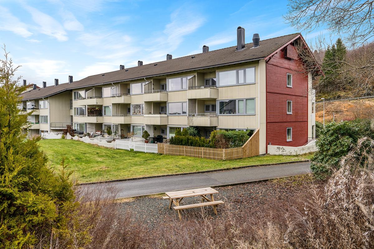 Velkommen til Nordåsveien 187 - Presentert av Caroline N. Johansen ved Fana Sparebank Eiendom