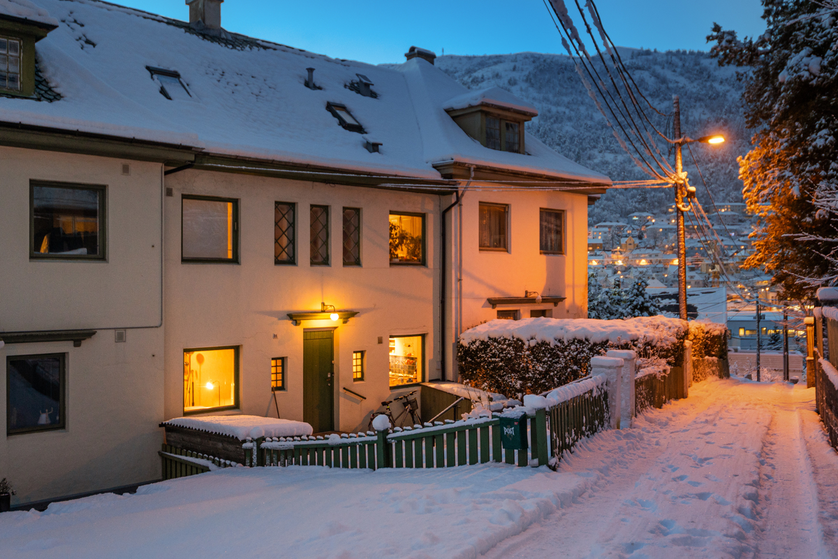 Velkommen til vakre og herskapelige Svaneviksveien 86!