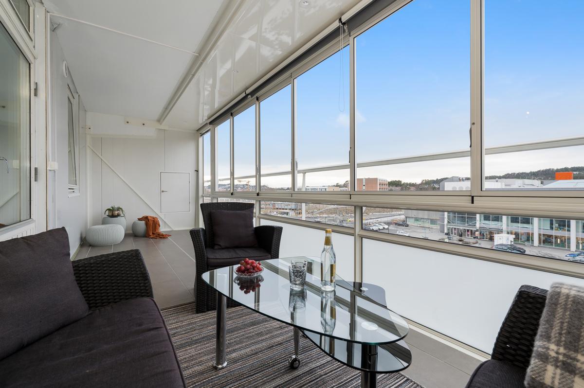 Velkommen til 4. etasje i Dag Hammarskjölds vei 171!