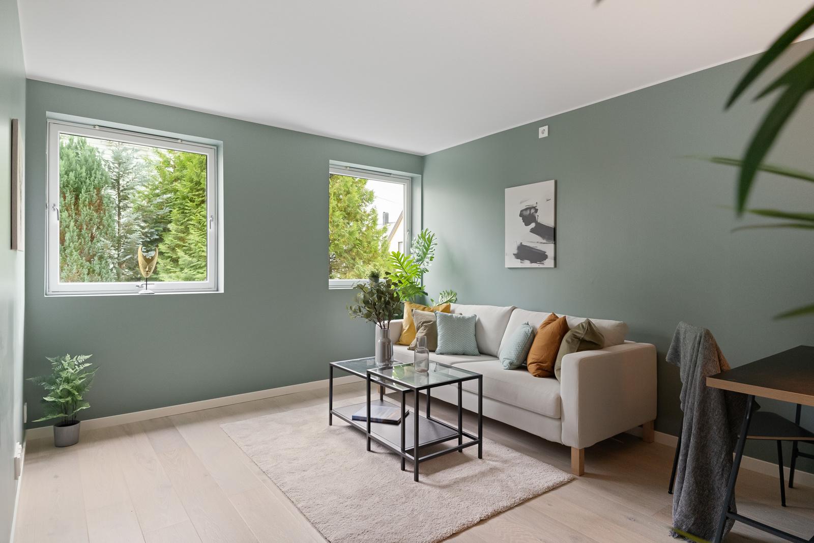 Velkommen til lekker, nyoppusset 3-roms leilighet med flotte kvaliteter, presentert av Chris-André Grimstad Fana Sparebank Eiendom